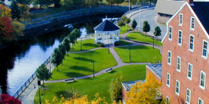 Belknap Mill in Laconia