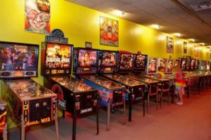 American Classic Arcade Museum at Weirs Beach